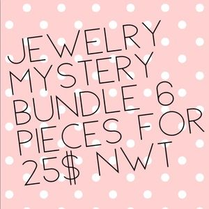 6 pieces of jewelry brand new with tags for 25$